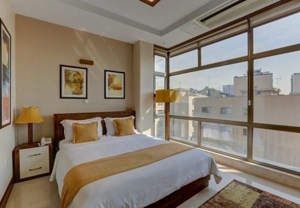 هتل آپارتمان وزرا