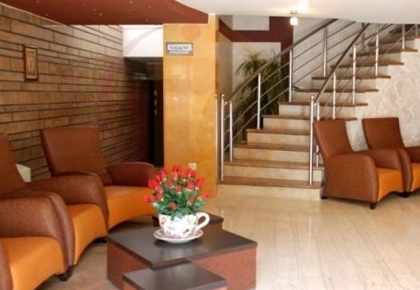 هتل آپارتمان پارتیکان