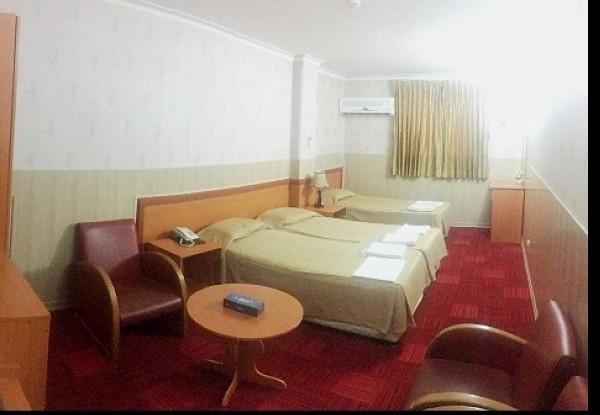 هتل آپارتمان صفا