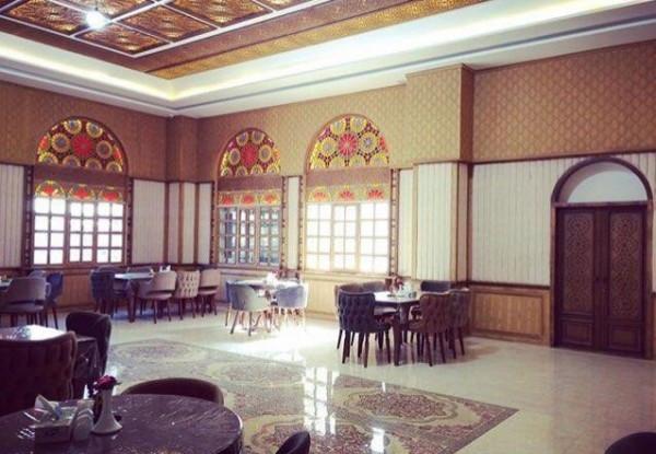 هتل نگارستان پارمیس سابق