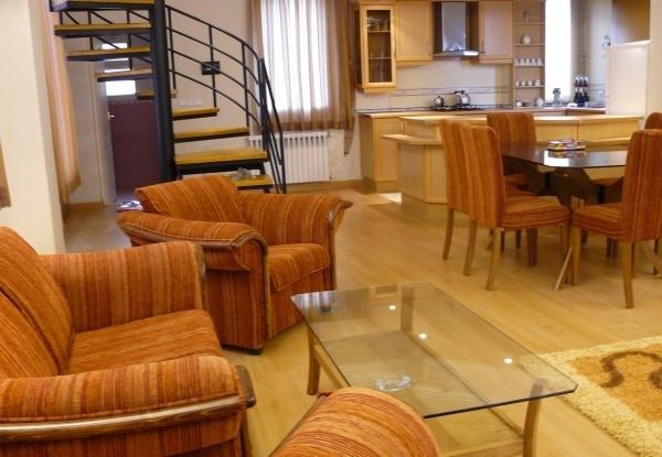 هتل باران سبز