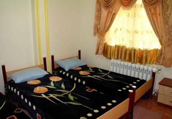 هتل آپارتمان تخت جمشید