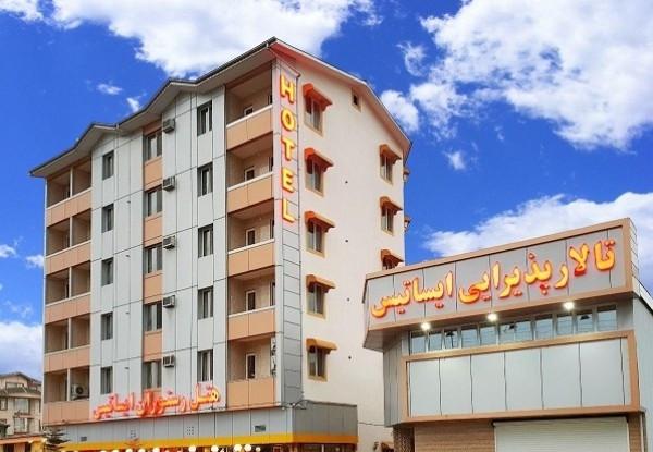 هتل-آپارتمان-ایساتیس