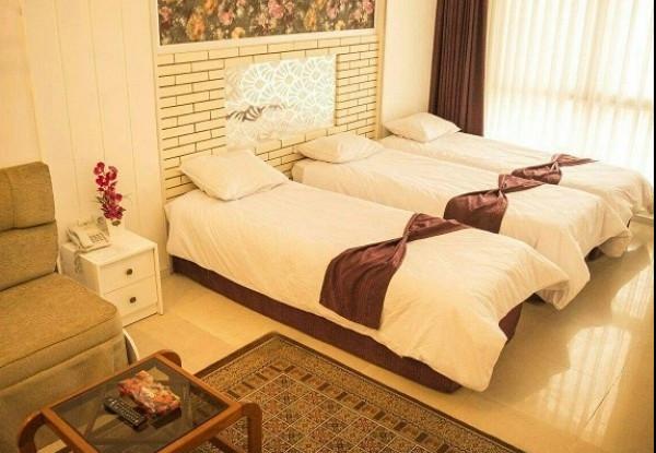 هتل آپارتمان کنعان