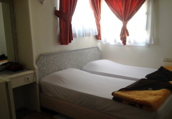 هتل رضا