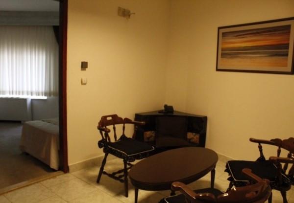 هتل آپارتمان پرهام