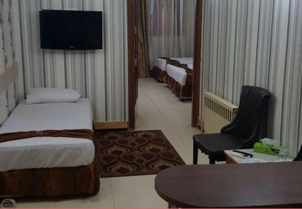 هتل ابریشم